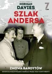 Okładka książki Zmowa bandytów. Sojusz niemiecko-sowieck Maciej Rosalak
