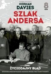 Okładka książki Życiodajny błąd. Układ Sikorski-Majski Maciej Rosalak