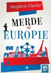 Okładka książki Merde w Europie Stephen Clarke