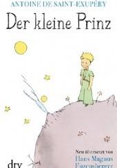 Okładka książki Der Kleine Prinz Antoine de Saint-Exupéry