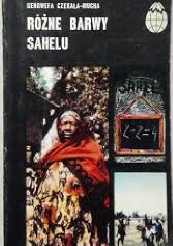Okładka książki Różne barwy Sahelu