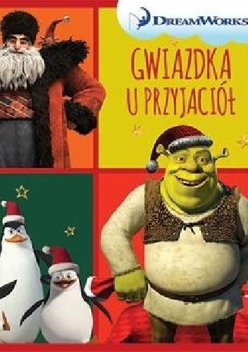 Okładka książki Gwiazdka u przyjaciół praca zbiorowa