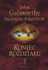 Okładka książki Koniec rozdziału t. III John Galsworthy