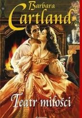 Okładka książki Teatr miłości Barbara Cartland