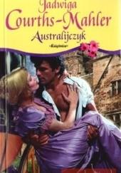 Okładka książki Australijczyk Jadwiga Courths-Mahler