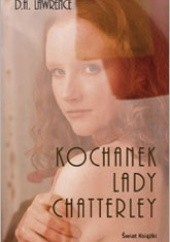 Okładka książki Kochanek lady Chatterley David Herbert Lawrence