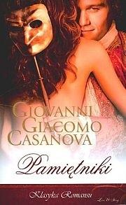 Okładka książki Pamiętniki Giovanni Giacomo Casanova