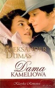 Okładka książki Dama Kameliowa Aleksander Dumas (syn)