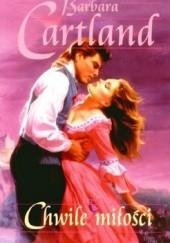 Okładka książki Chwile miłości Barbara Cartland