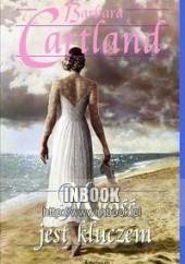 Okładka książki Miłość jest kluczem Barbara Cartland