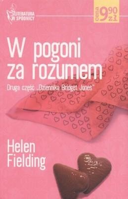 Okładka książki W pogoni za rozumem Helen Fielding