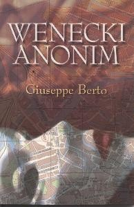 Okładka książki Wenecki anonim