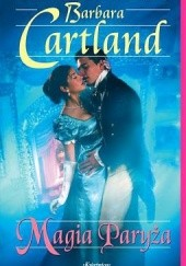 Okładka książki Magia Paryża Barbara Cartland