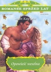 Okładka książki Opowieść weselna Susan Kay Law