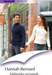 Okładka książki Małżeńska przygoda