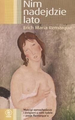 Okładka książki Nim nadejdzie lato Erich Maria Remarque