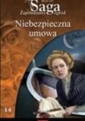 Okładka książki Niebezpieczna umowa Merete Lien