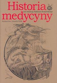 Okładka książki Historia medycyny Tadeusz Brzeziński