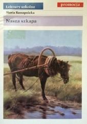 Okładka książki Nasza szkapa
