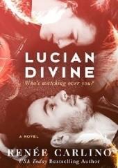 Okładka książki Lucian Divine Renee Carlino