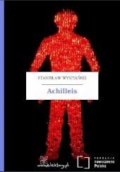 Okładka książki Achilleis Stanisław Wyspiański