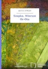 Okładka książki Szopka. Wiersze Or-Ota Artur Oppman