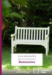 Okładka książki Romanowa Eliza Orzeszkowa