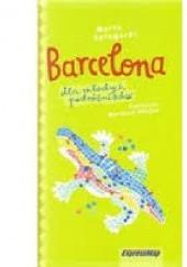 Okładka książki Barcelona dla młodych podróżników. Przewodnik ilustrowany Marta Spingardi