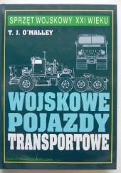 Okładka książki Wojskowe pojazdy transportowe