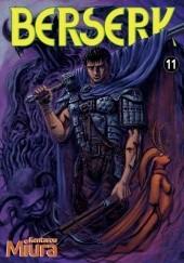 Okładka książki Berserk #11 Kentarō Miura