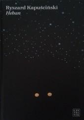 Okładka książki Heban Ryszard Kapuściński