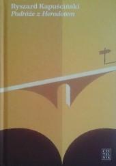 Okładka książki Podróże z Herodotem Ryszard Kapuściński