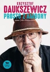 Okładka książki Prosto z ambony Krzysztof Daukszewicz