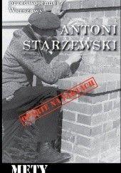 Okładka książki Męty Antoni Starzewski