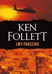 Okładka książki Lwy Pansziru Ken Follett