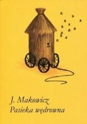 Okładka książki Pasieka wędrowna Jerzy Makowicz