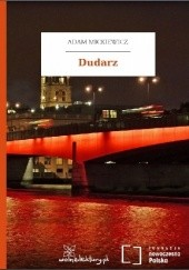 Okładka książki Dudarz Adam Mickiewicz