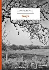 Okładka książki Farys Adam Mickiewicz