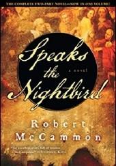 Okładka książki Speaks the Nightbird Robert McCammon