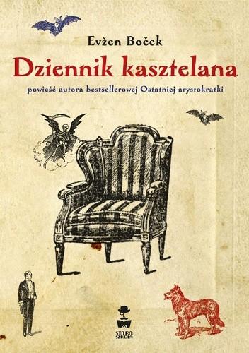 Okładka książki Dziennik kasztelana Evžen Boček