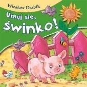 Okładka książki Umyj się, świnko!