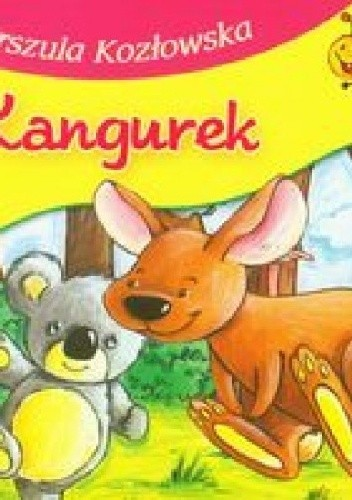 Okładka książki Kangurek Urszula Kozłowska