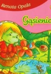 Okładka książki Gąsieniczka