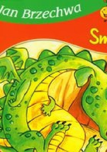 Okładka książki Smok Jan Brzechwa