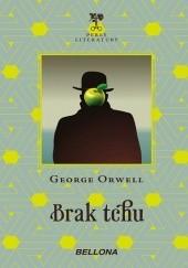 Okładka książki Brak tchu George Orwell