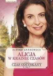 Okładka książki Czas odzyskany Ałbena Grabowska