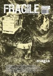 Okładka książki Fragile, nr 4 (34) / 2016 Redakcja czasopisma Fragile