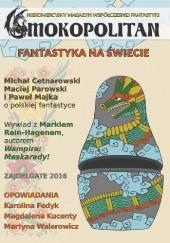 Okładka książki Smokopolitan 6 (3/2016) Paweł Majka,Magdalena Kucenty,Martyna Walerowicz