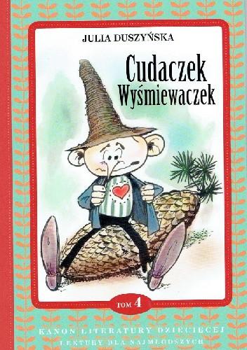 Okładka książki Cudaczek Wyśmiewaczek Julia Duszyńska
