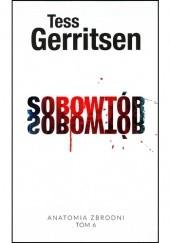 Okładka książki Sobowtór Tess Gerritsen